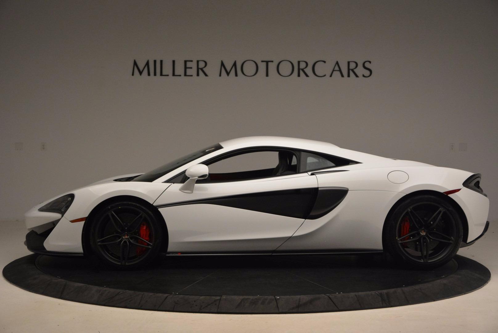 Used 2017 McLaren 570S  For Sale In Westport, CT 1454_p3