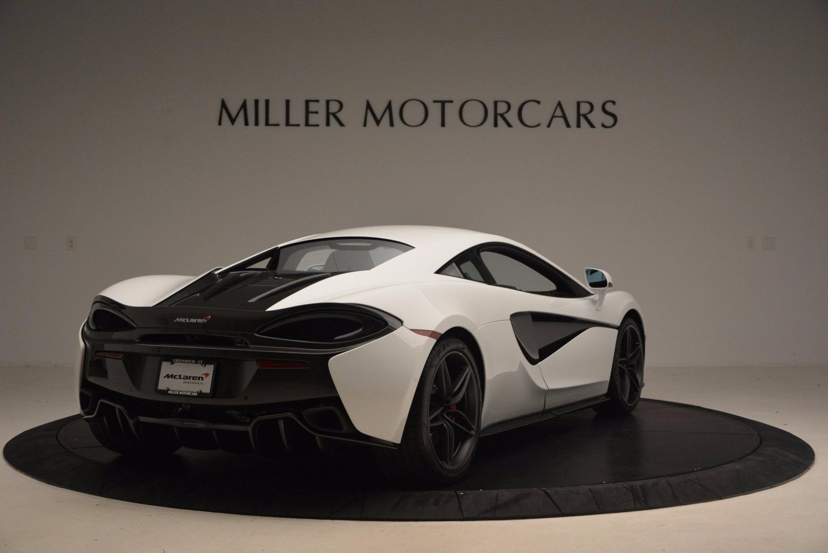 Used 2017 McLaren 570S  For Sale In Westport, CT 1454_p7