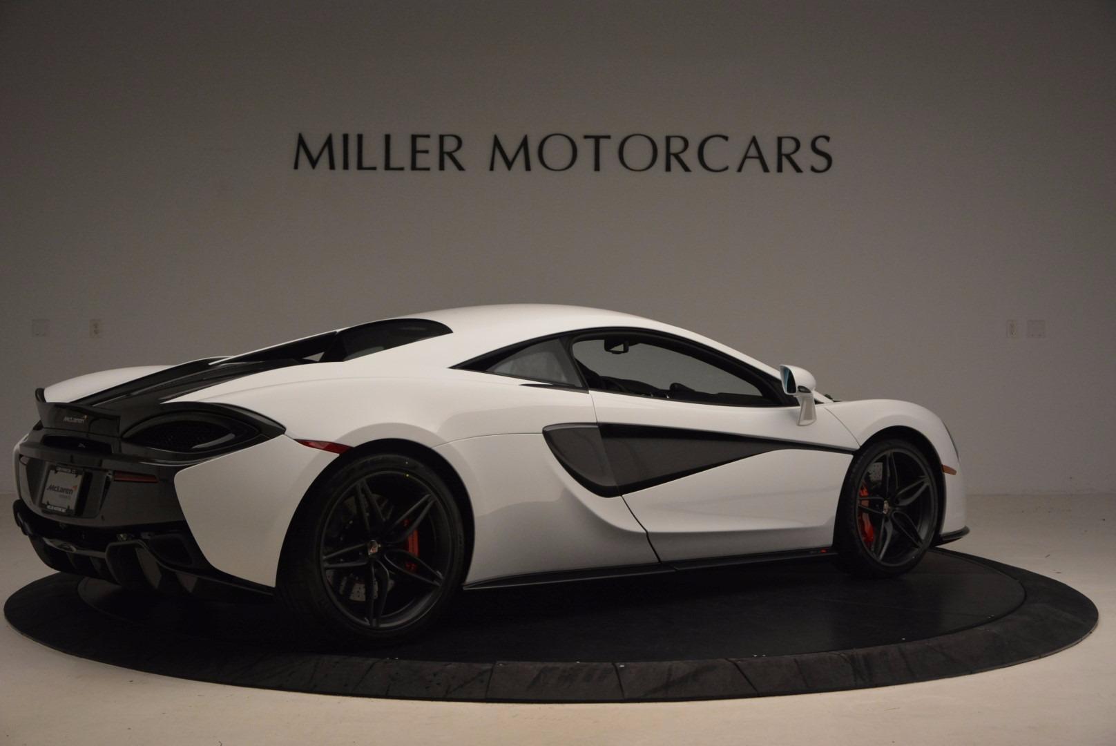 Used 2017 McLaren 570S  For Sale In Westport, CT 1454_p8