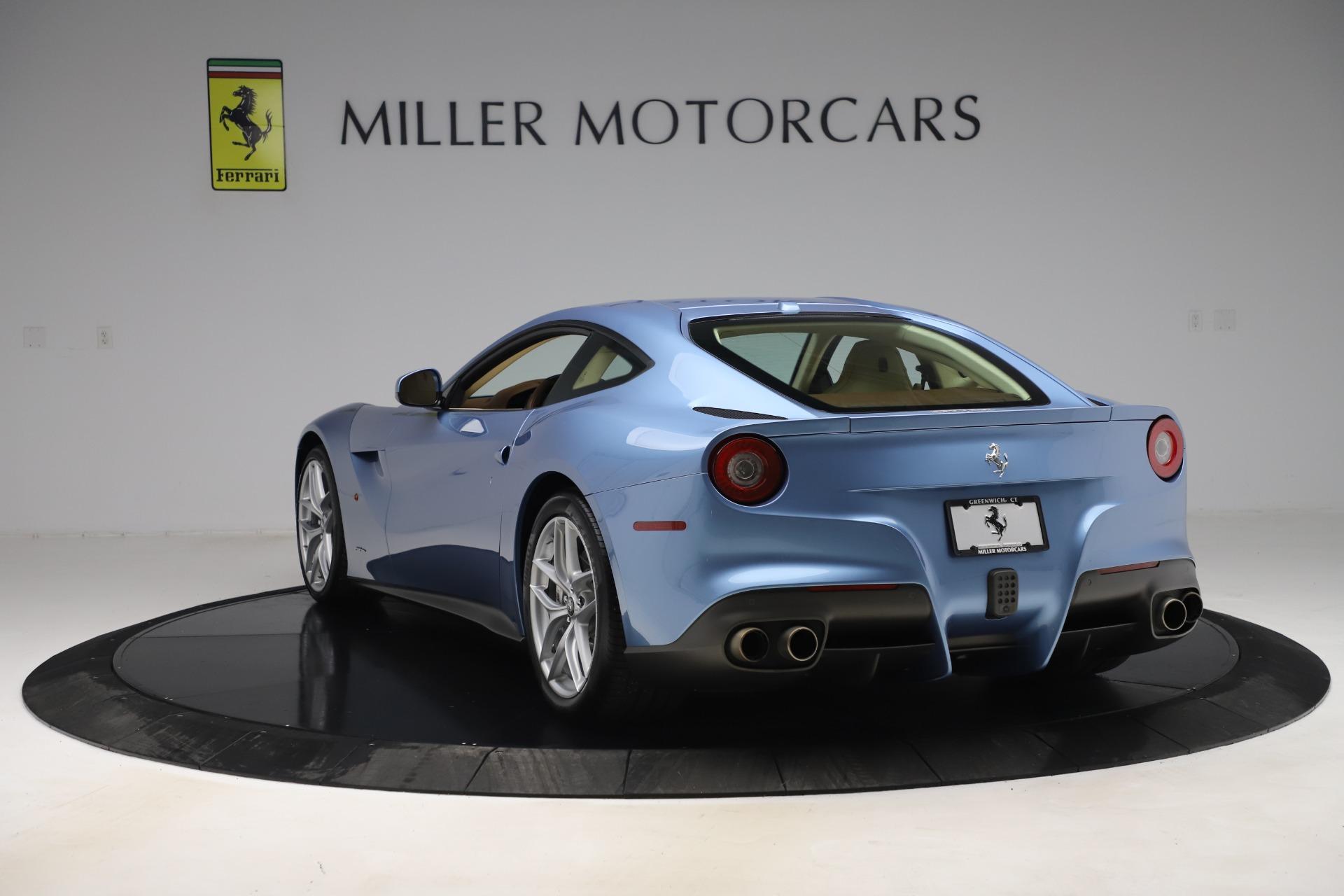 Used 2015 Ferrari F12 Berlinetta  For Sale In Westport, CT 1456_p5