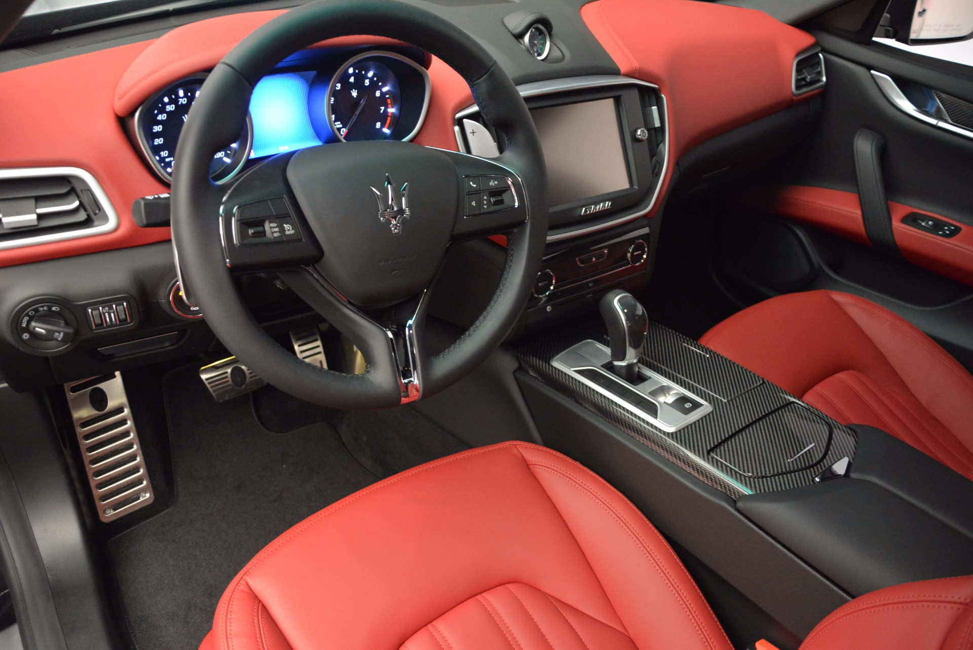 Used 2014 Maserati Ghibli S Q4 For Sale In Westport, CT 1459_p14