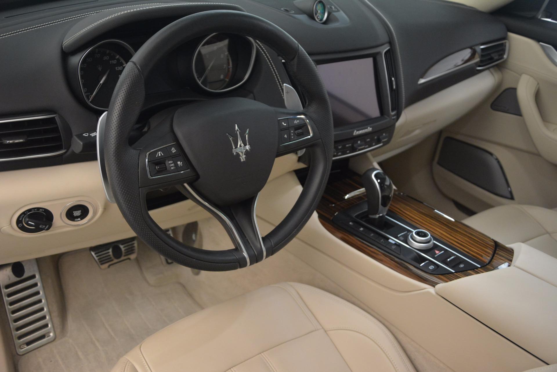 Used 2017 Maserati Levante S For Sale In Westport, CT 1463_p13