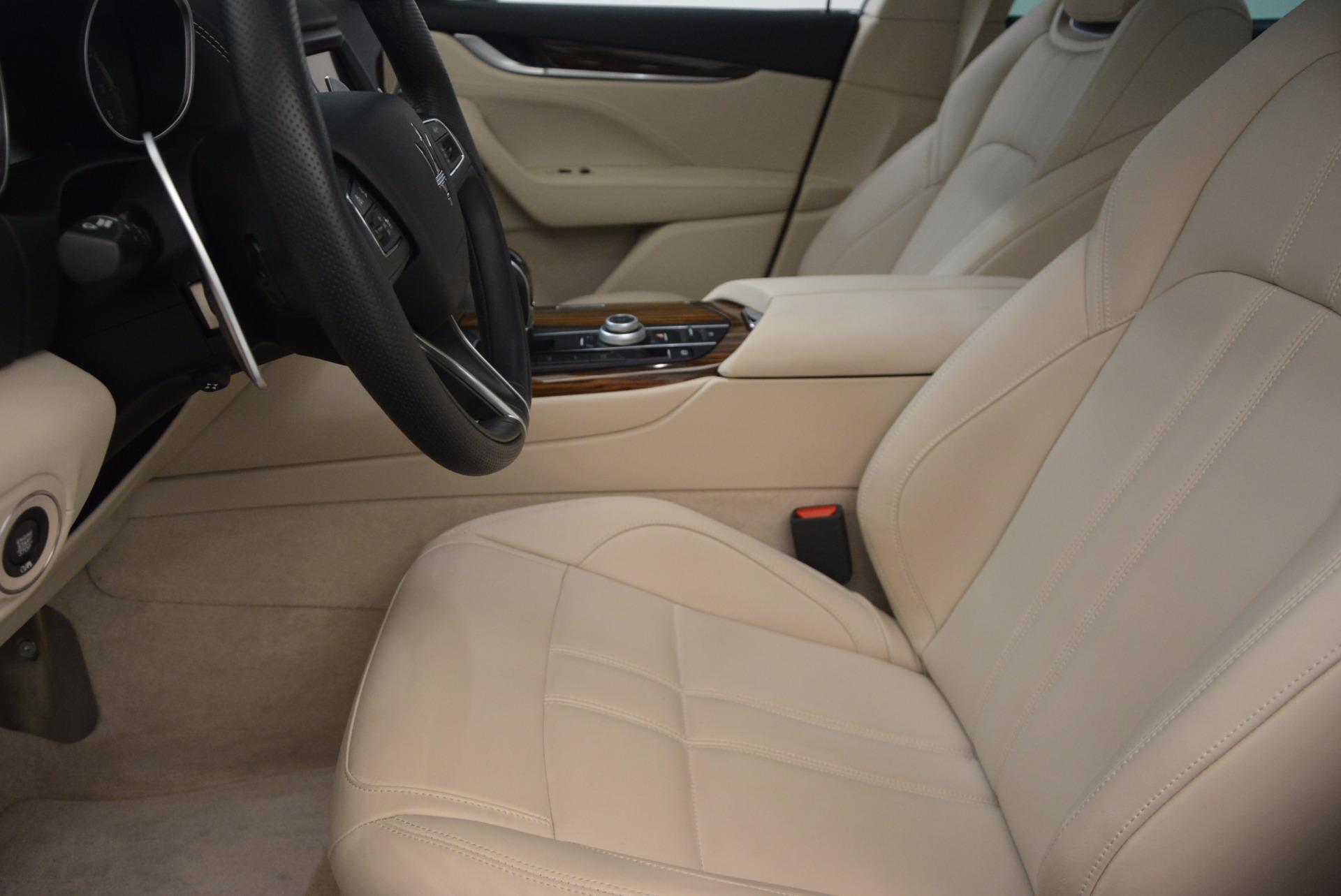 Used 2017 Maserati Levante S For Sale In Westport, CT 1463_p14