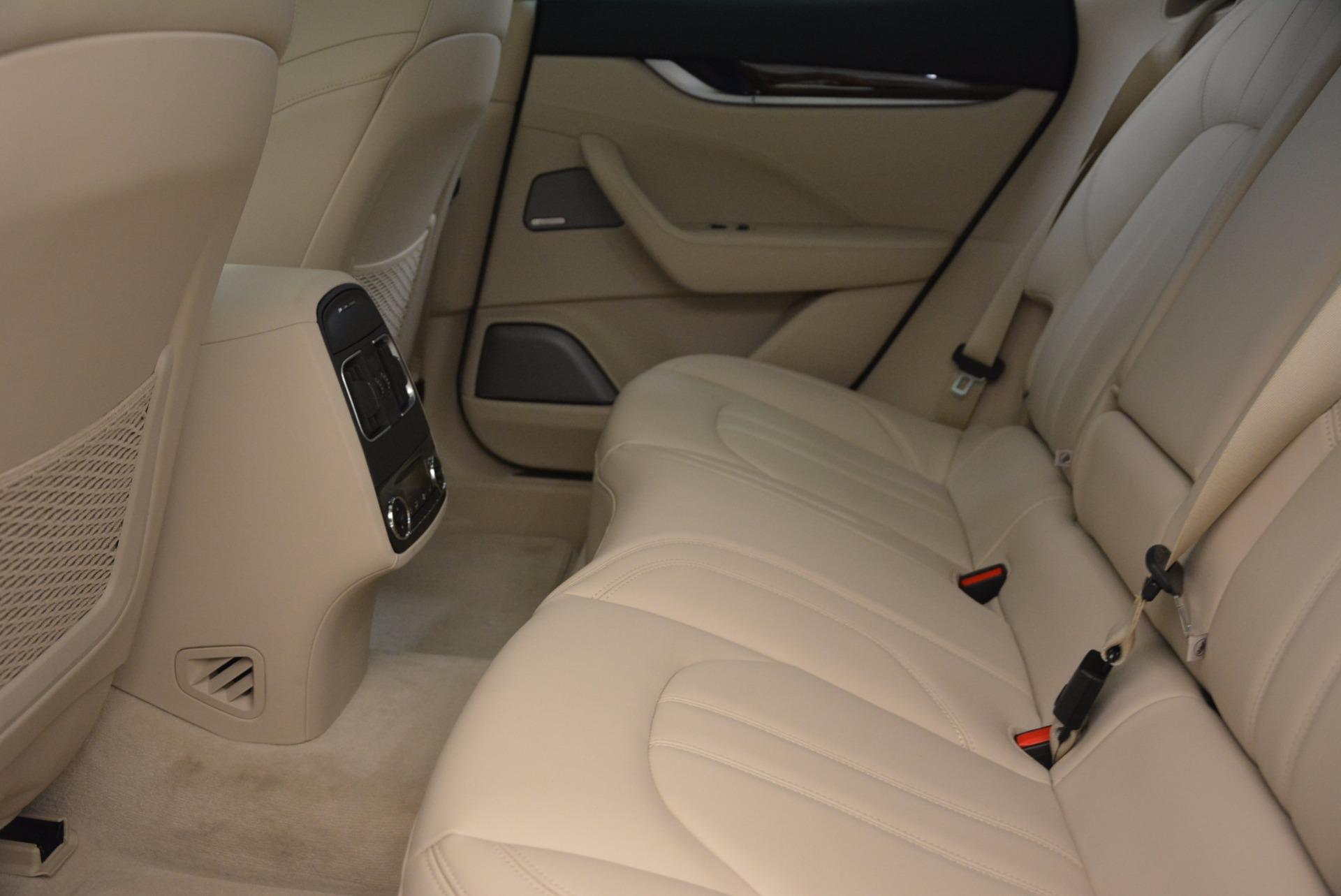 Used 2017 Maserati Levante S For Sale In Westport, CT 1463_p17