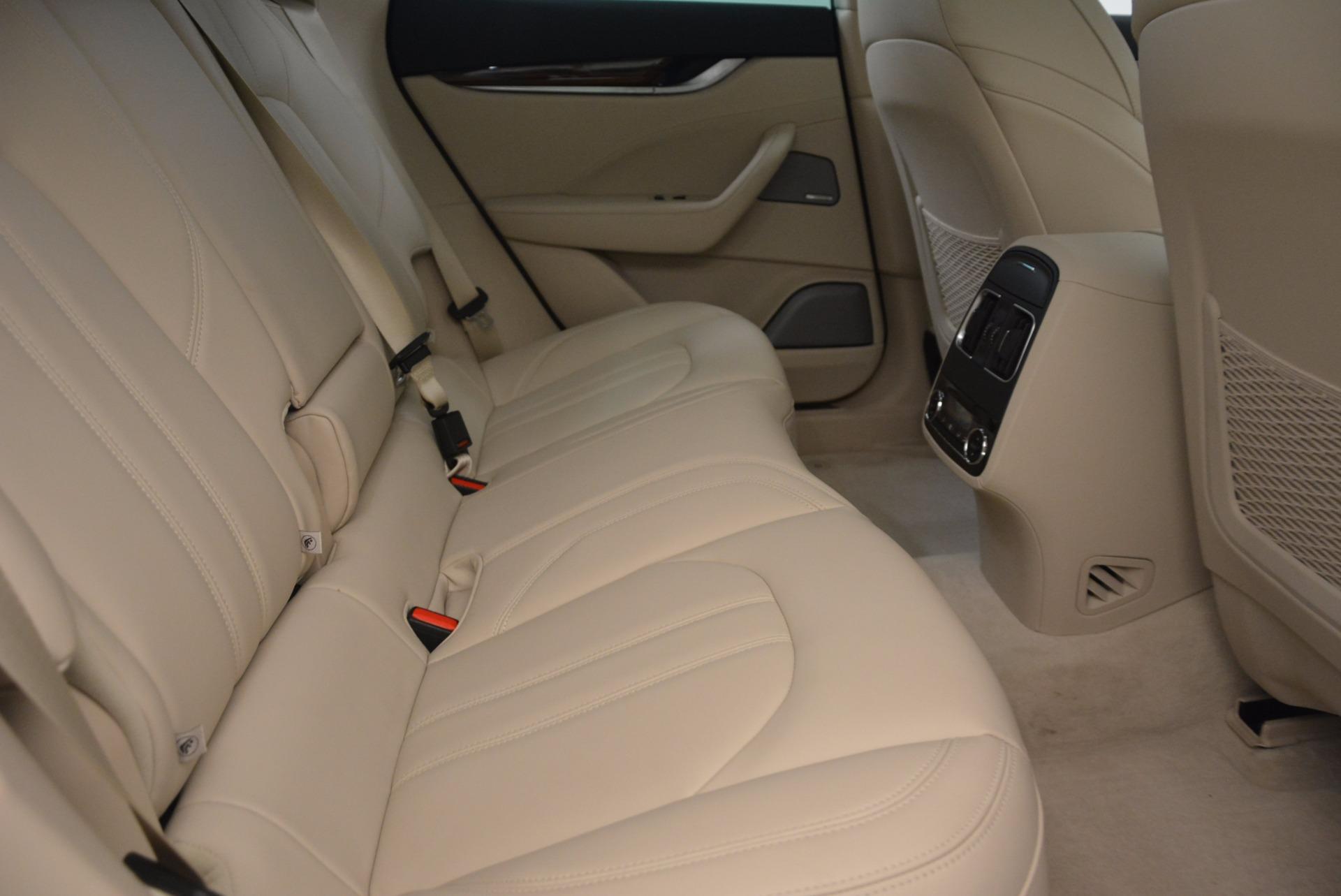 Used 2017 Maserati Levante S For Sale In Westport, CT 1463_p23