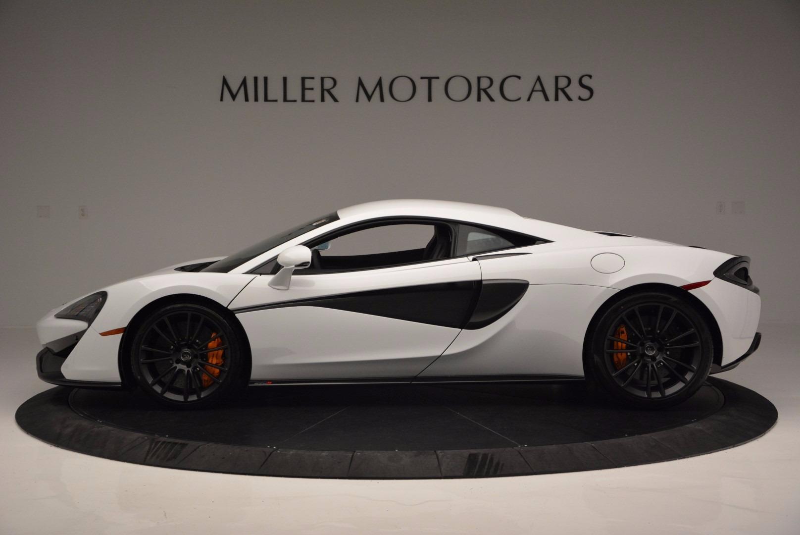 Used 2016 McLaren 570S  For Sale In Westport, CT 1464_p3