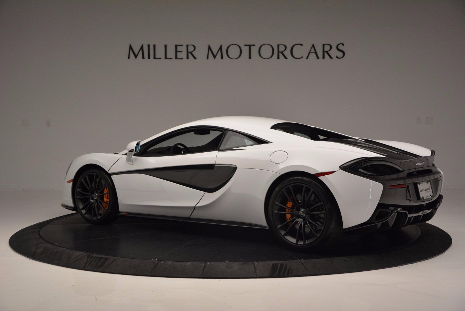 Used 2016 McLaren 570S  For Sale In Westport, CT 1464_p4