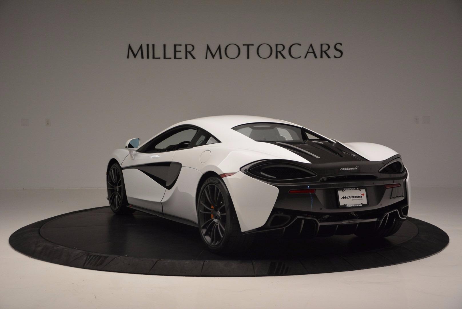 Used 2016 McLaren 570S  For Sale In Westport, CT 1464_p5
