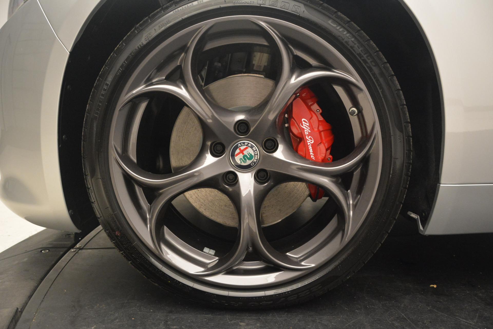 New 2017 Alfa Romeo Giulia Ti Q4 For Sale In Westport, CT 1467_p25