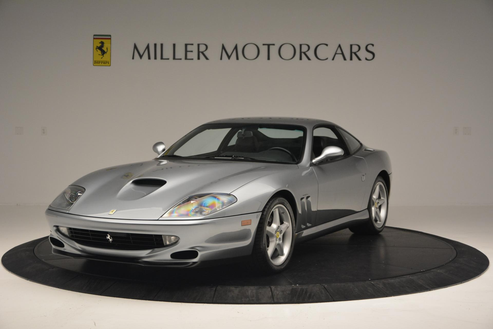 Used 1997 Ferrari 550 Maranello  For Sale In Westport, CT 147_main