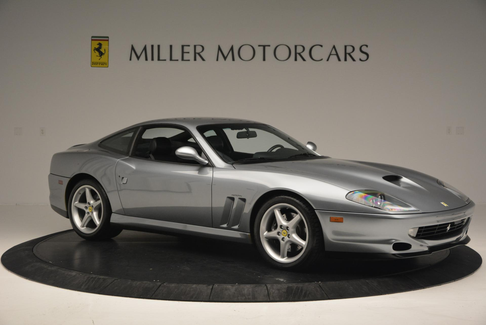 Used 1997 Ferrari 550 Maranello  For Sale In Westport, CT 147_p10