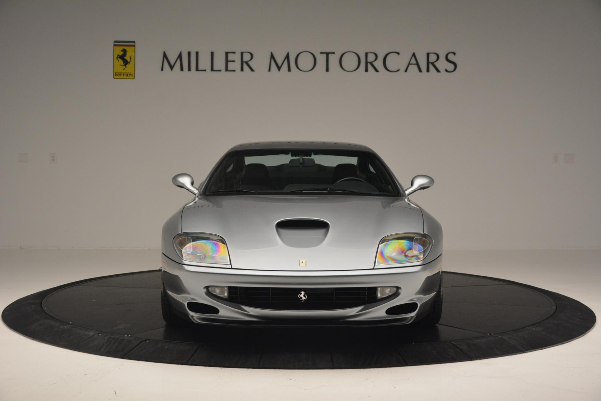 Used 1997 Ferrari 550 Maranello  For Sale In Westport, CT 147_p12
