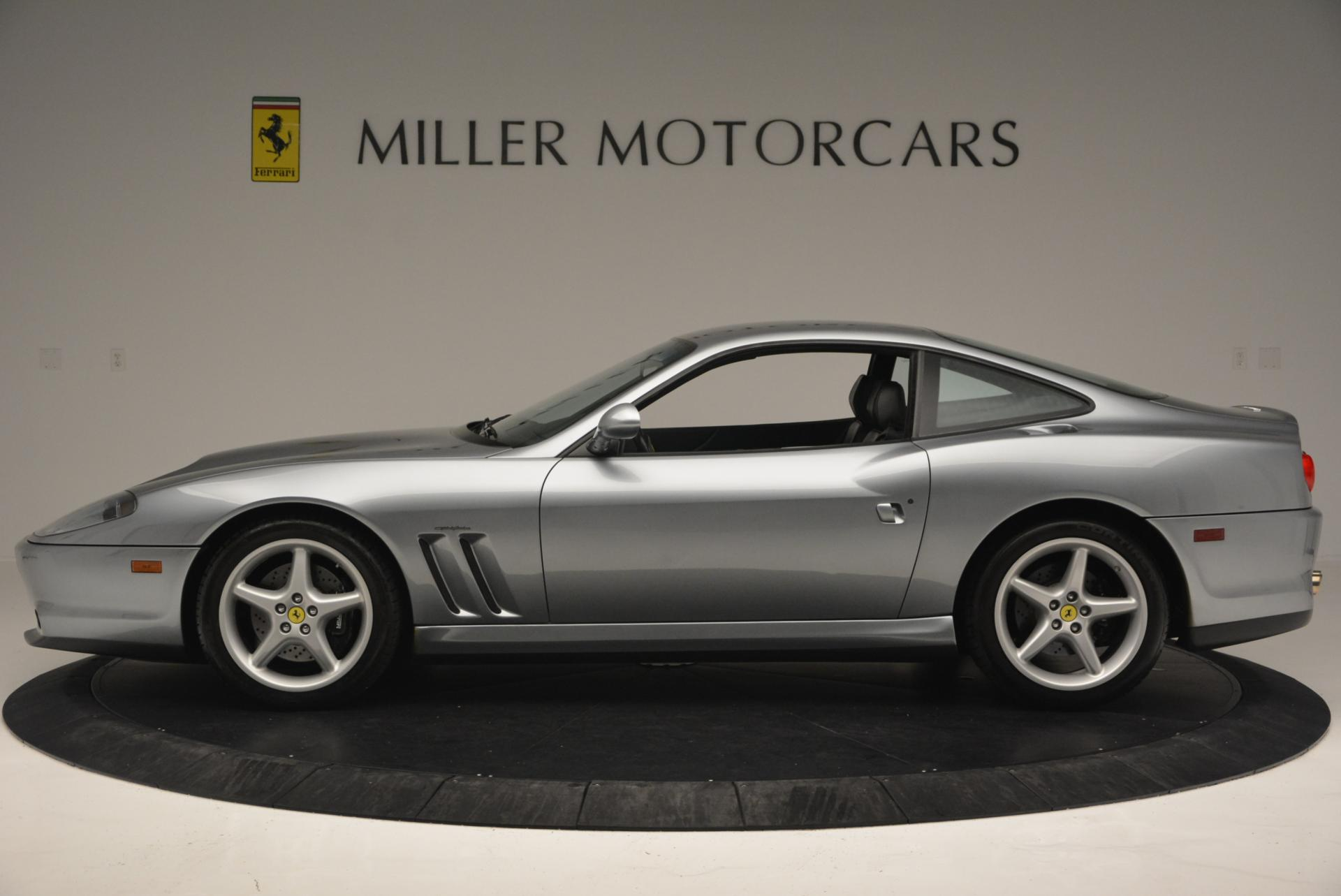 Used 1997 Ferrari 550 Maranello  For Sale In Westport, CT 147_p3