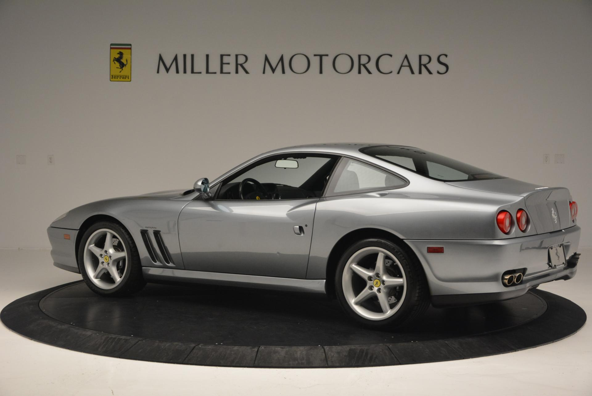 Used 1997 Ferrari 550 Maranello  For Sale In Westport, CT 147_p4
