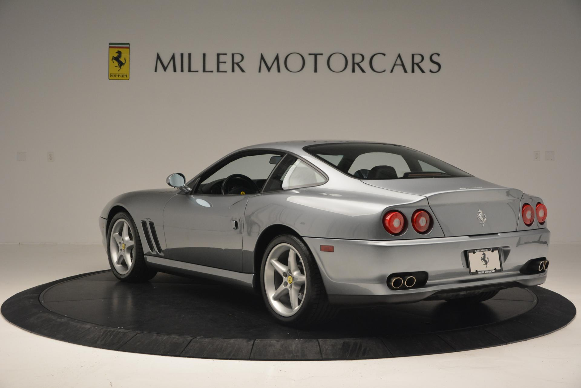 Used 1997 Ferrari 550 Maranello  For Sale In Westport, CT 147_p5