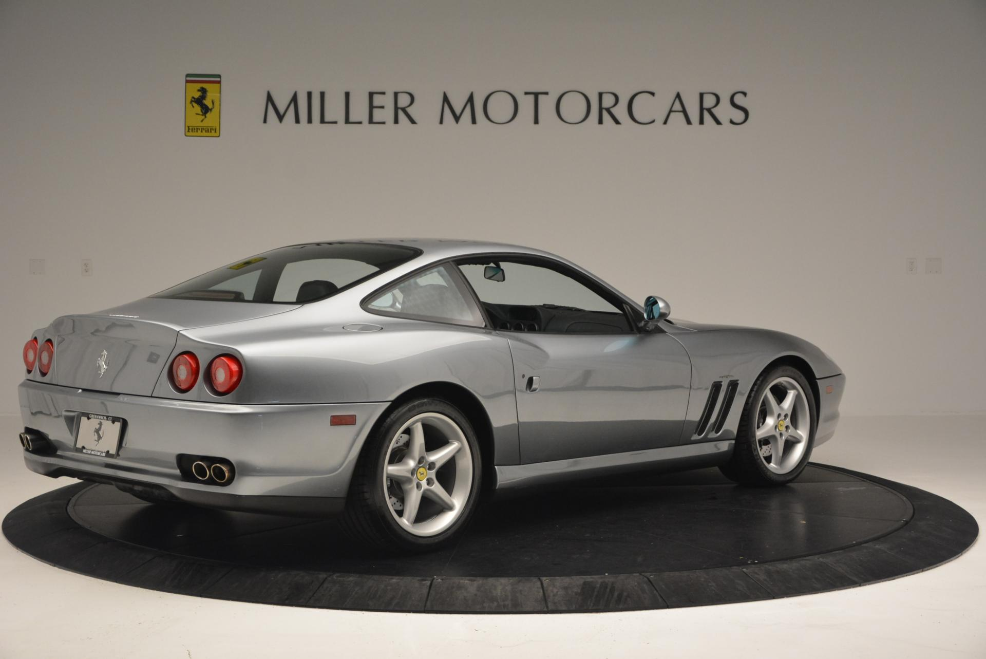 Used 1997 Ferrari 550 Maranello  For Sale In Westport, CT 147_p8