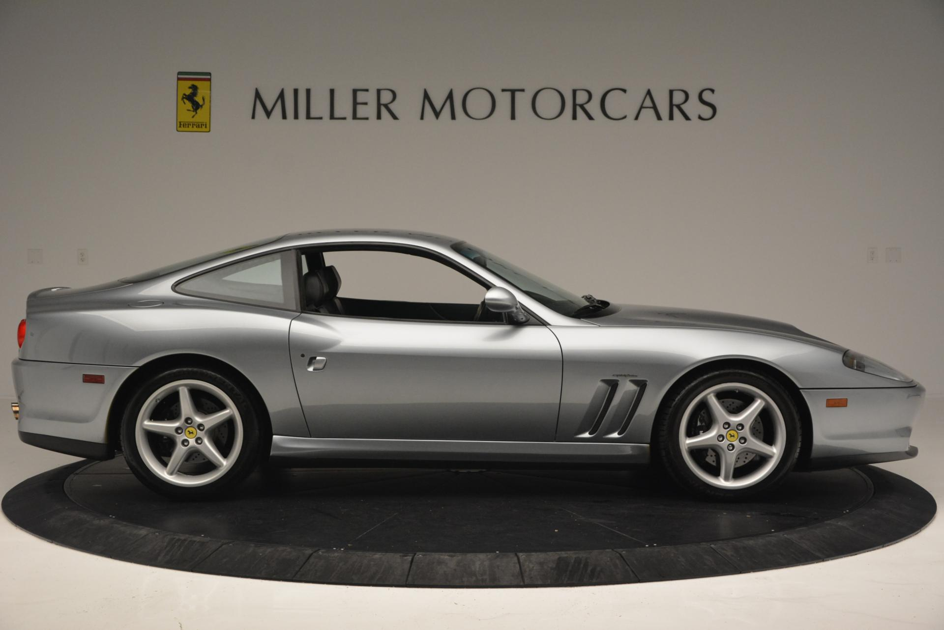 Used 1997 Ferrari 550 Maranello  For Sale In Westport, CT 147_p9