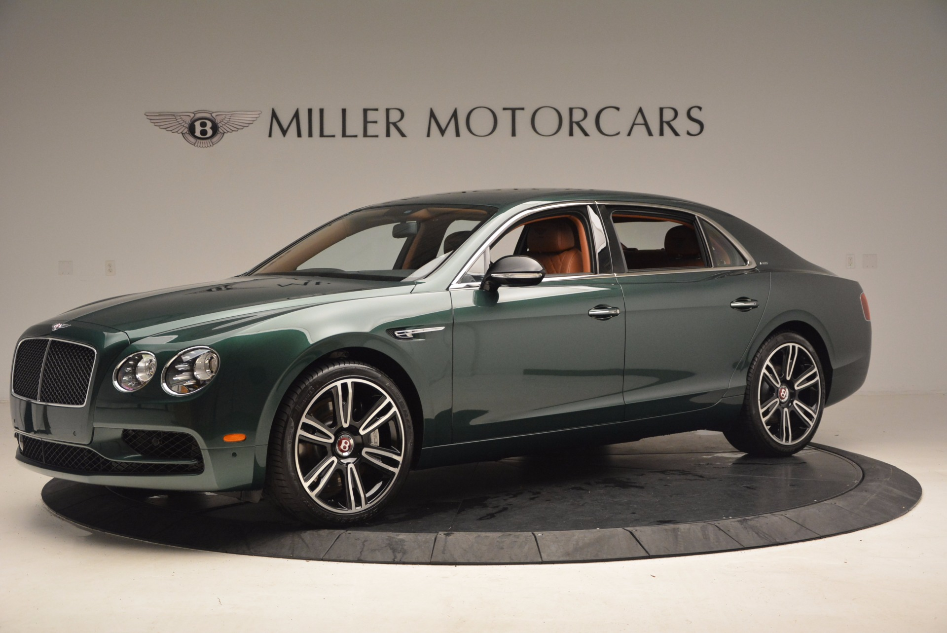 New 2017 Bentley Flying Spur V8 S For Sale In Westport, CT 1471_p2