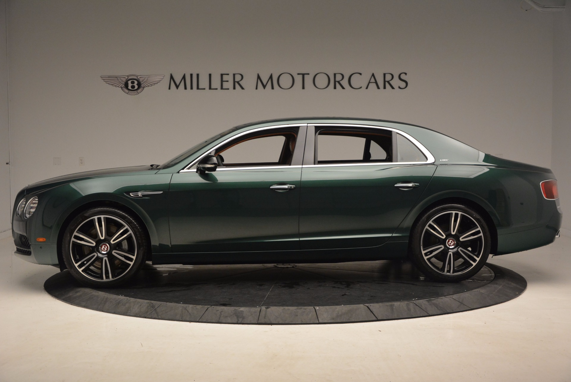 New 2017 Bentley Flying Spur V8 S For Sale In Westport, CT 1471_p3