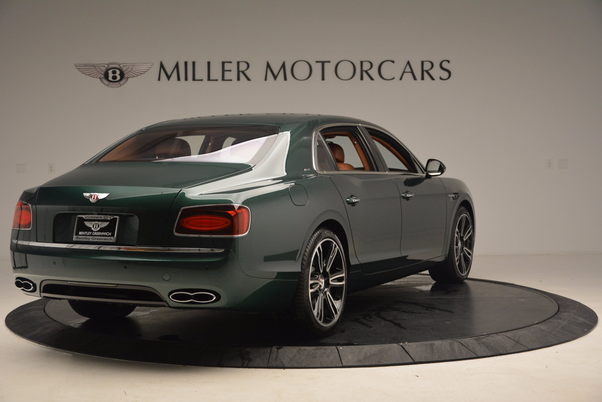New 2017 Bentley Flying Spur V8 S For Sale In Westport, CT 1471_p7
