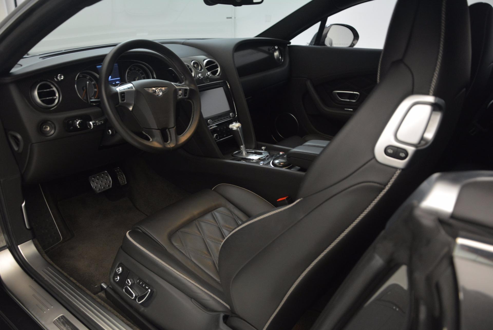 Used 2014 Bentley Continental GT Speed For Sale In Westport, CT 1473_p19