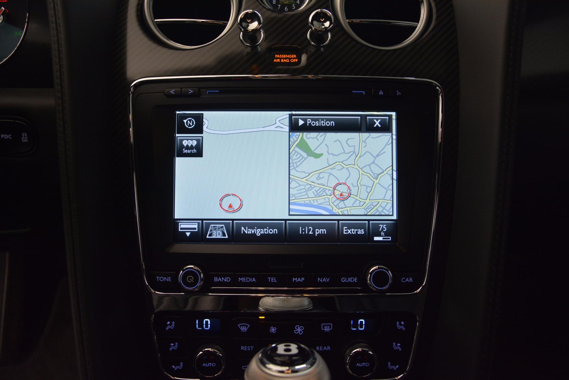 Used 2014 Bentley Continental GT Speed For Sale In Westport, CT 1473_p26