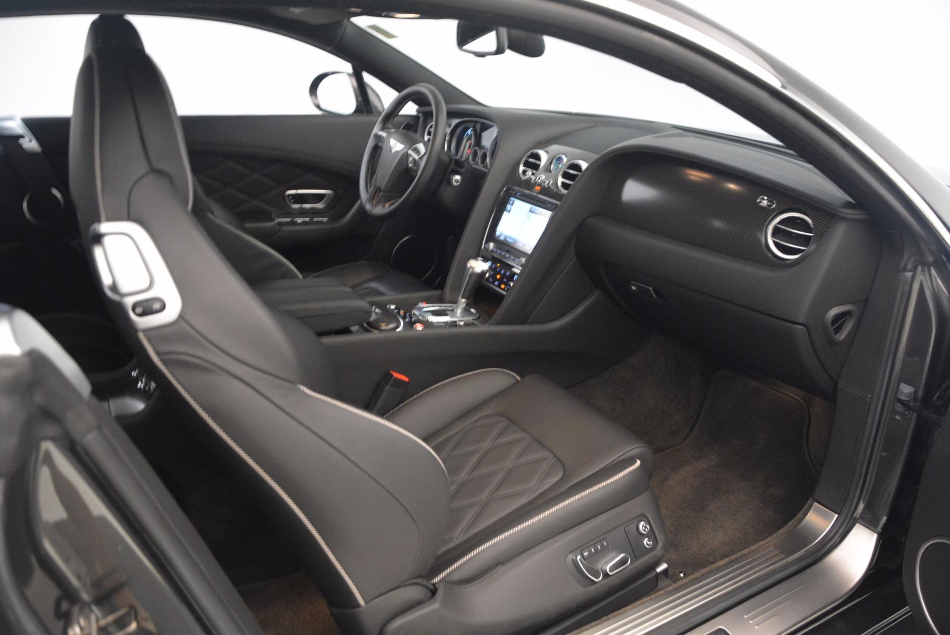 Used 2014 Bentley Continental GT Speed For Sale In Westport, CT 1473_p29