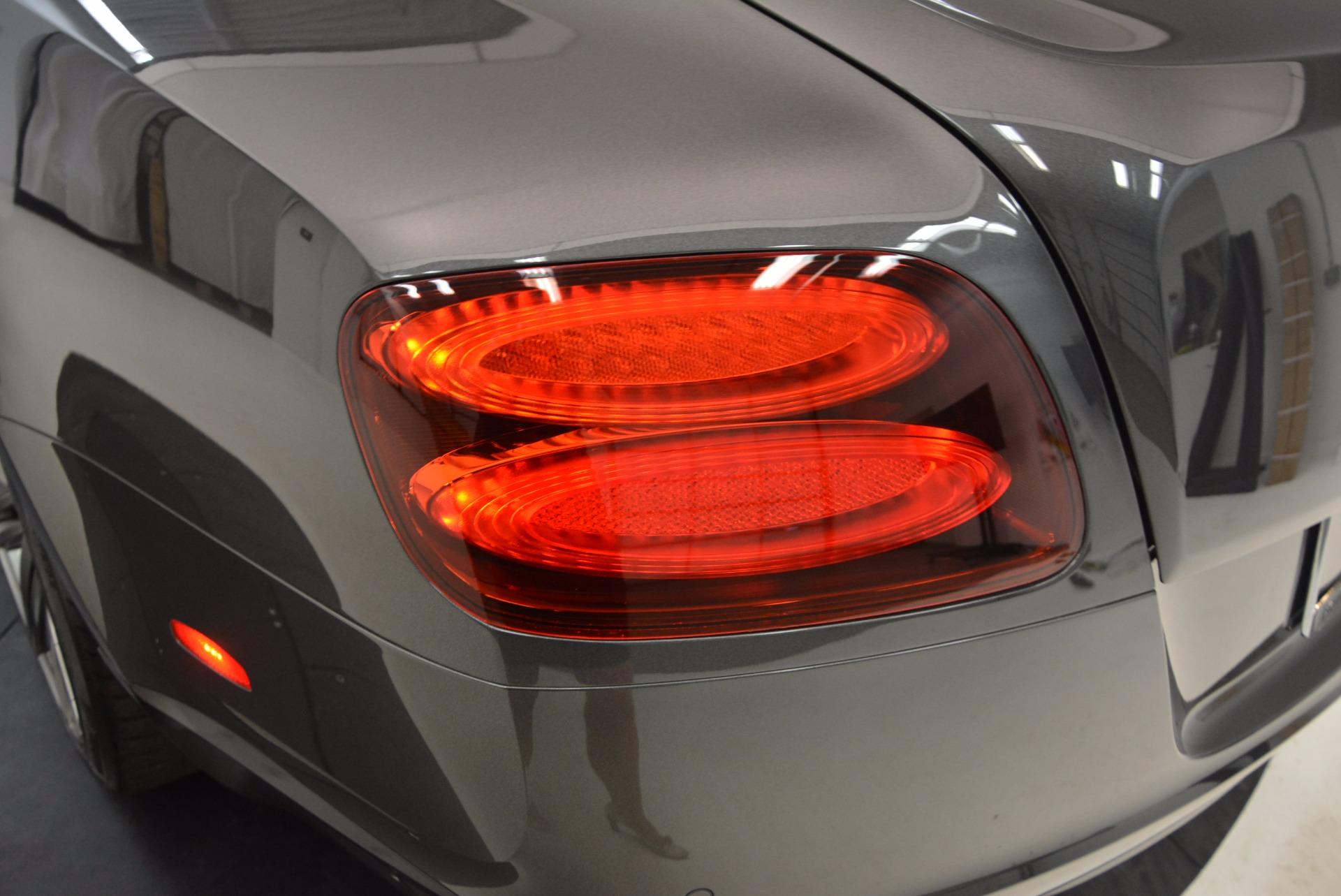 Used 2014 Bentley Continental GT Speed For Sale In Westport, CT 1473_p31