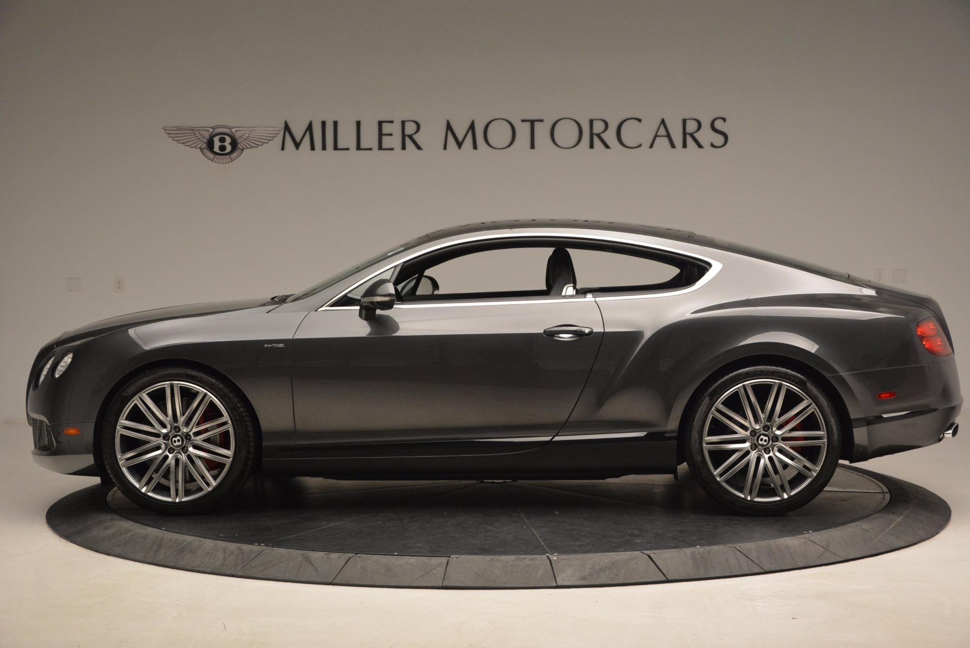 Used 2014 Bentley Continental GT Speed For Sale In Westport, CT 1473_p3