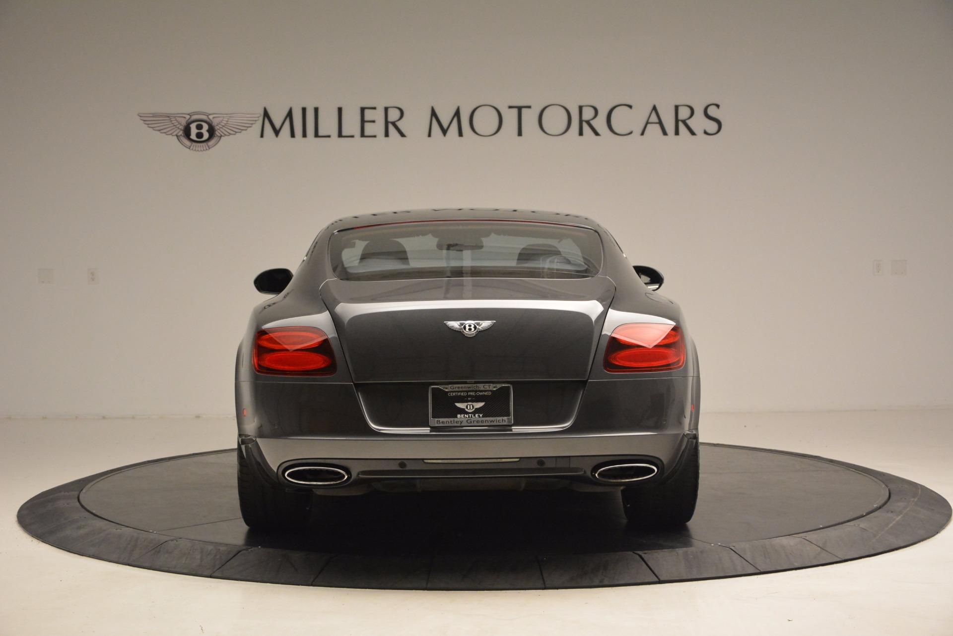 Used 2014 Bentley Continental GT Speed For Sale In Westport, CT 1473_p6