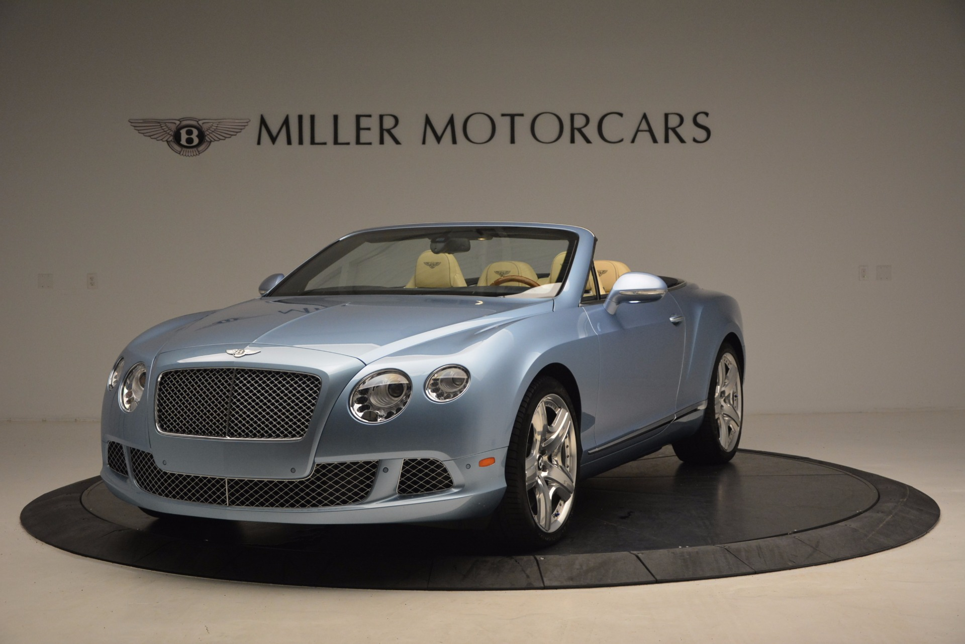 Used 2012 Bentley Continental GTC W12 For Sale In Westport, CT 1475_main