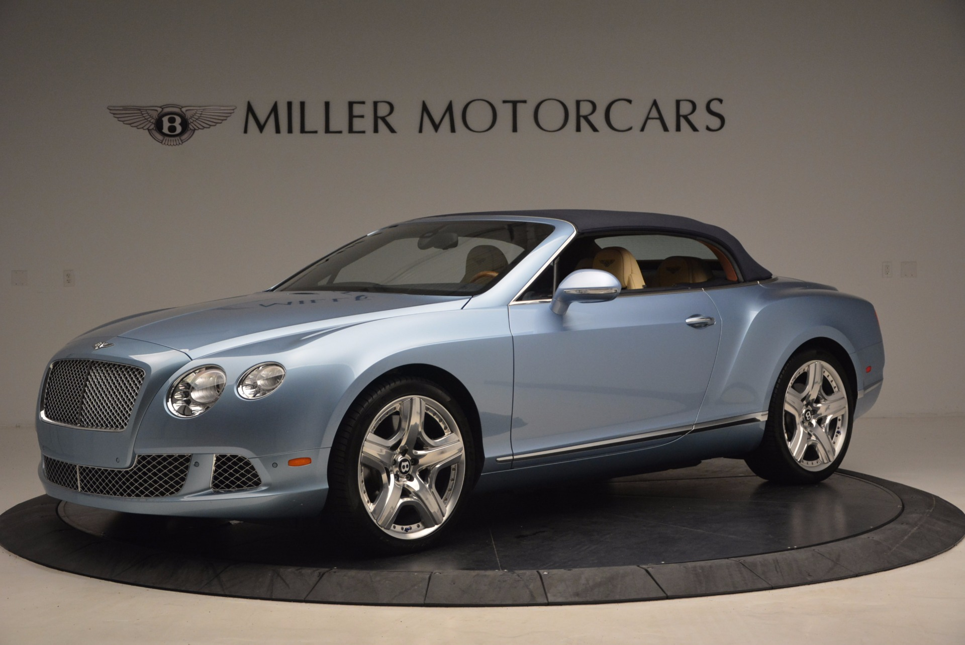Used 2012 Bentley Continental GTC W12 For Sale In Westport, CT 1475_p14