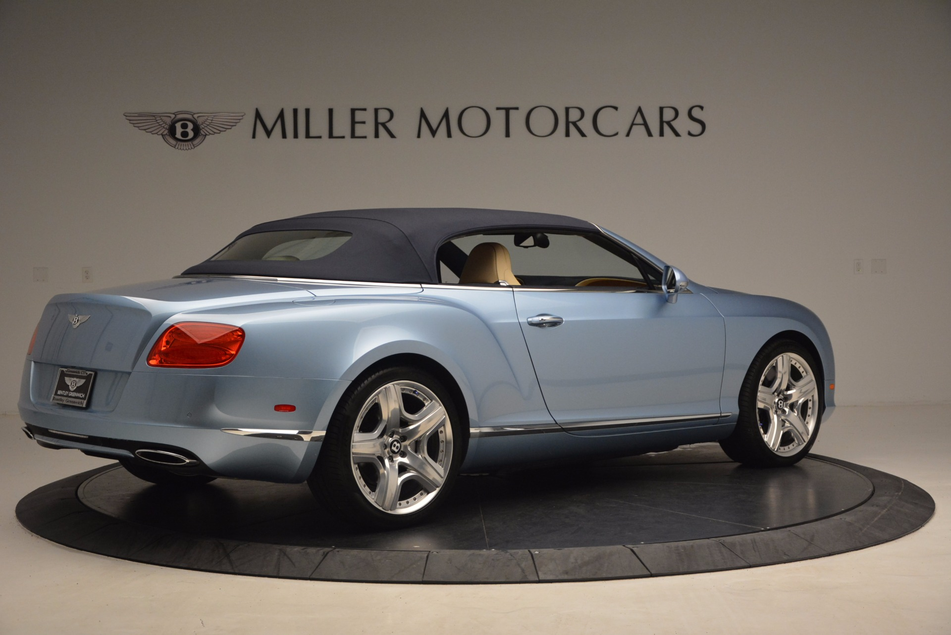 Used 2012 Bentley Continental GTC W12 For Sale In Westport, CT 1475_p20