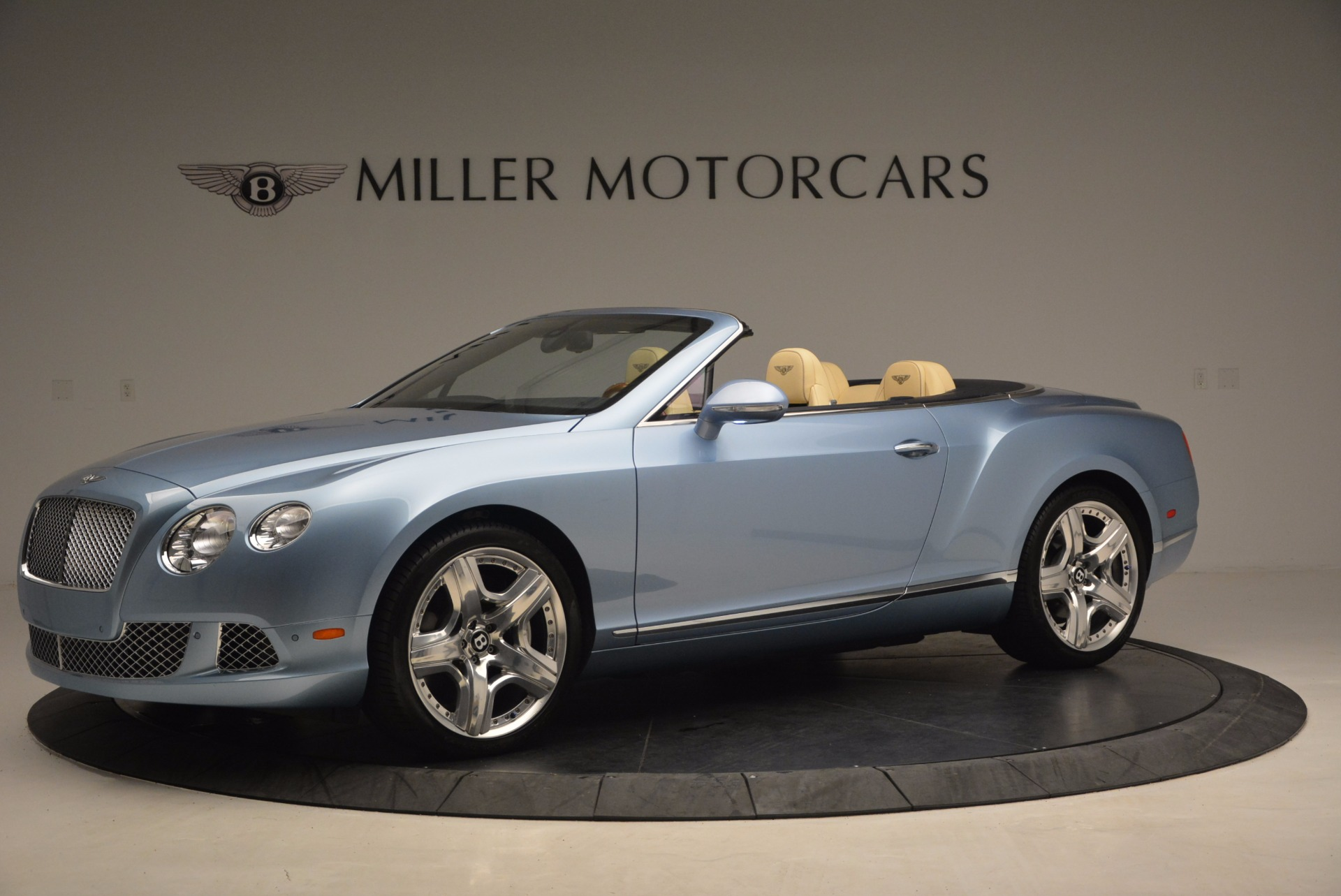 Used 2012 Bentley Continental GTC W12 For Sale In Westport, CT 1475_p2