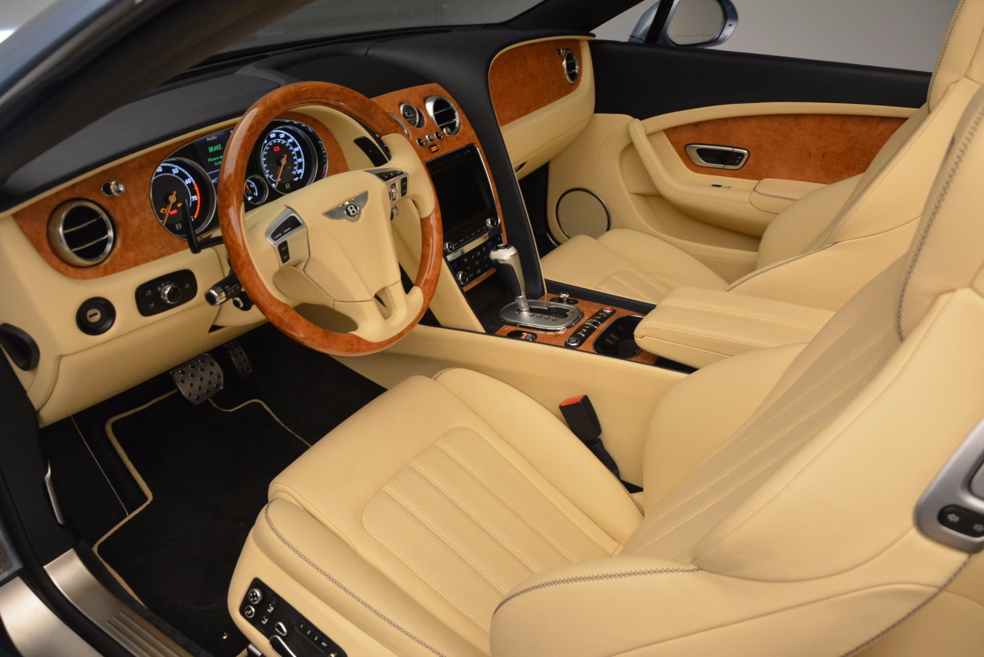 Used 2012 Bentley Continental GTC W12 For Sale In Westport, CT 1475_p32