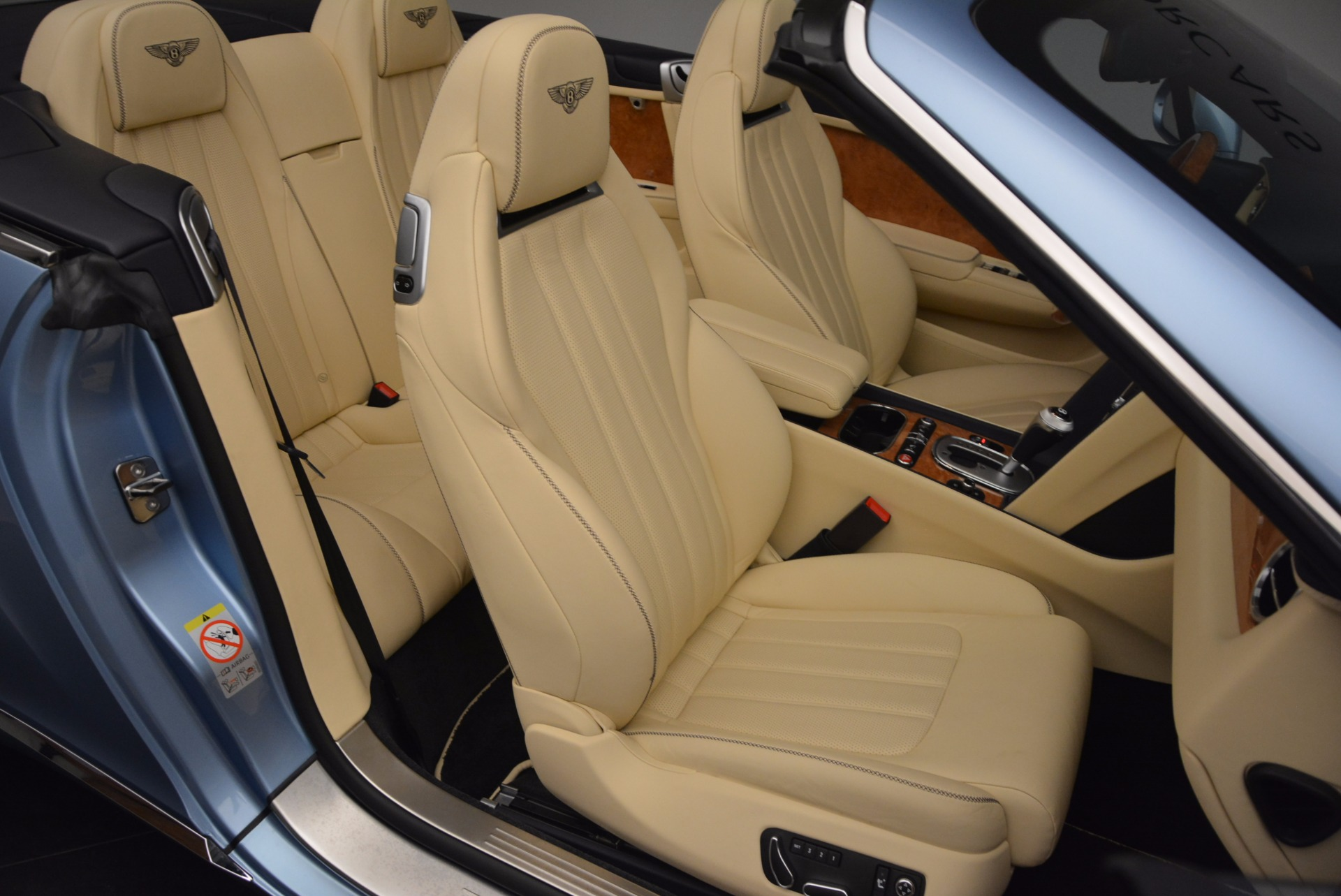 Used 2012 Bentley Continental GTC W12 For Sale In Westport, CT 1475_p45