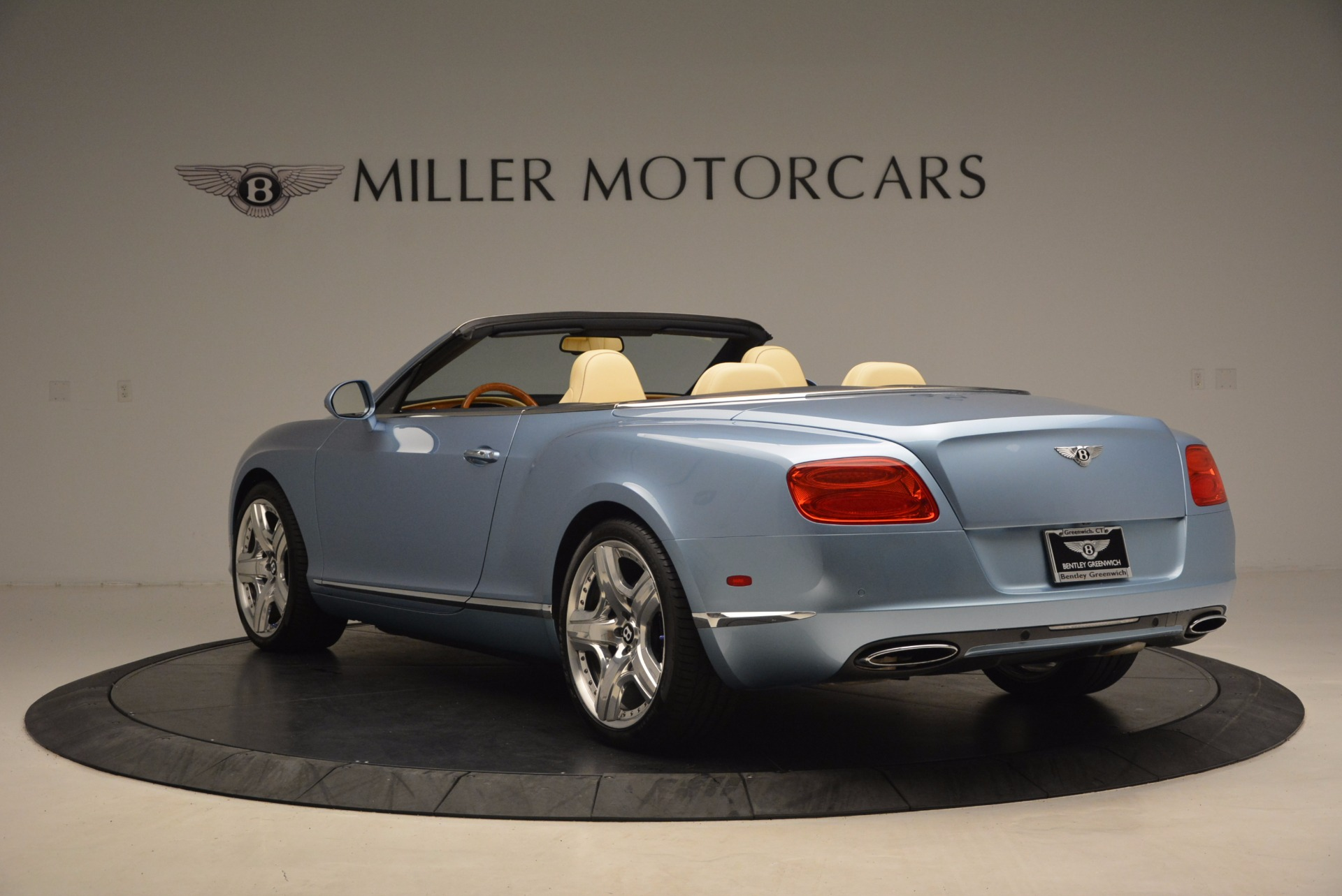 Used 2012 Bentley Continental GTC W12 For Sale In Westport, CT 1475_p5