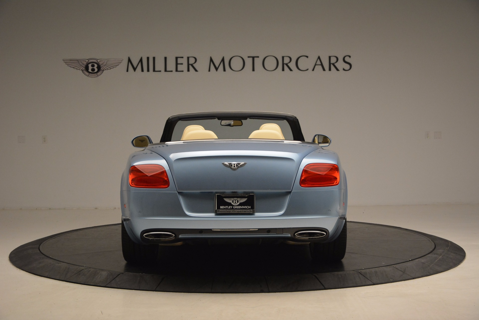Used 2012 Bentley Continental GTC W12 For Sale In Westport, CT 1475_p6