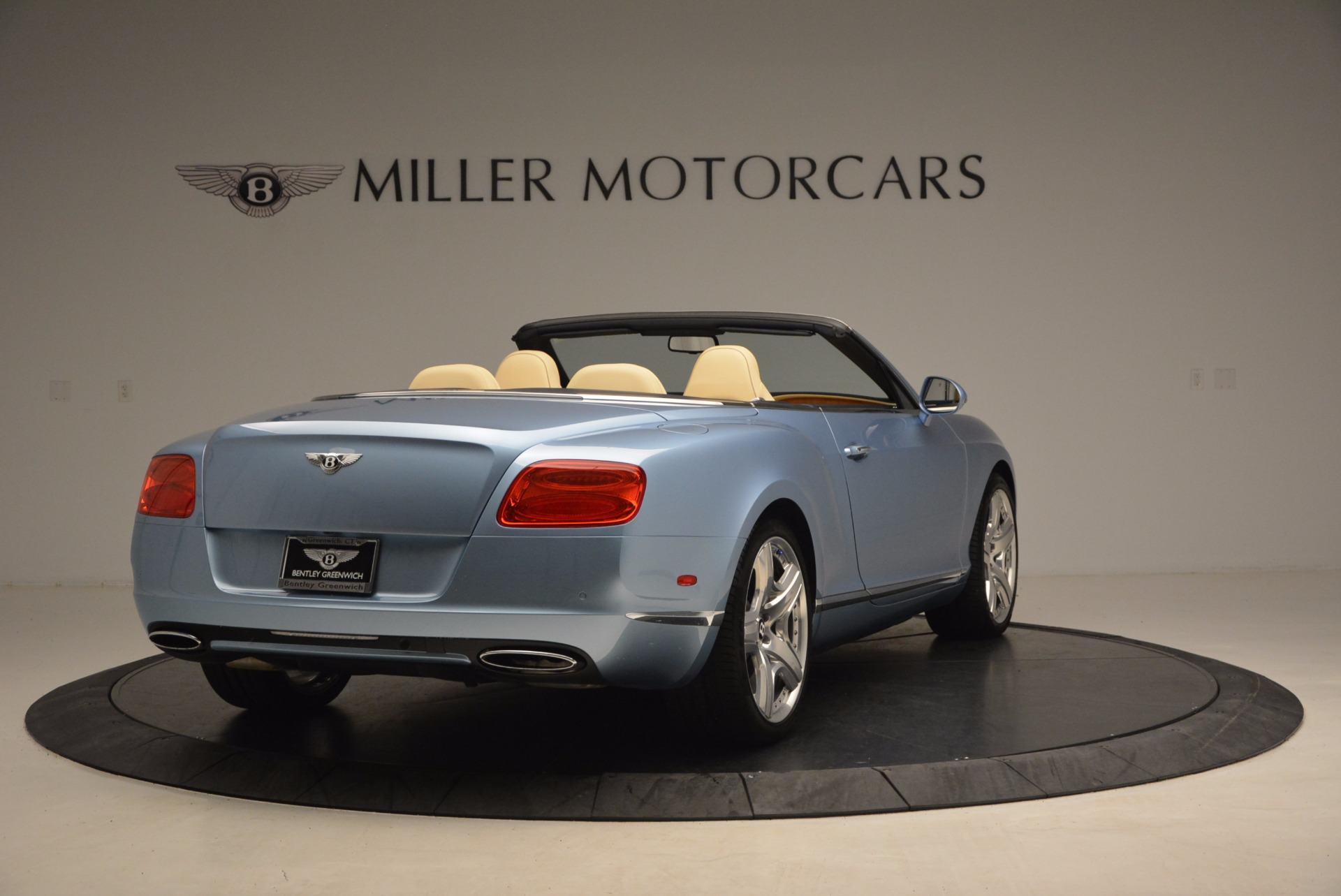 Used 2012 Bentley Continental GTC W12 For Sale In Westport, CT 1475_p7