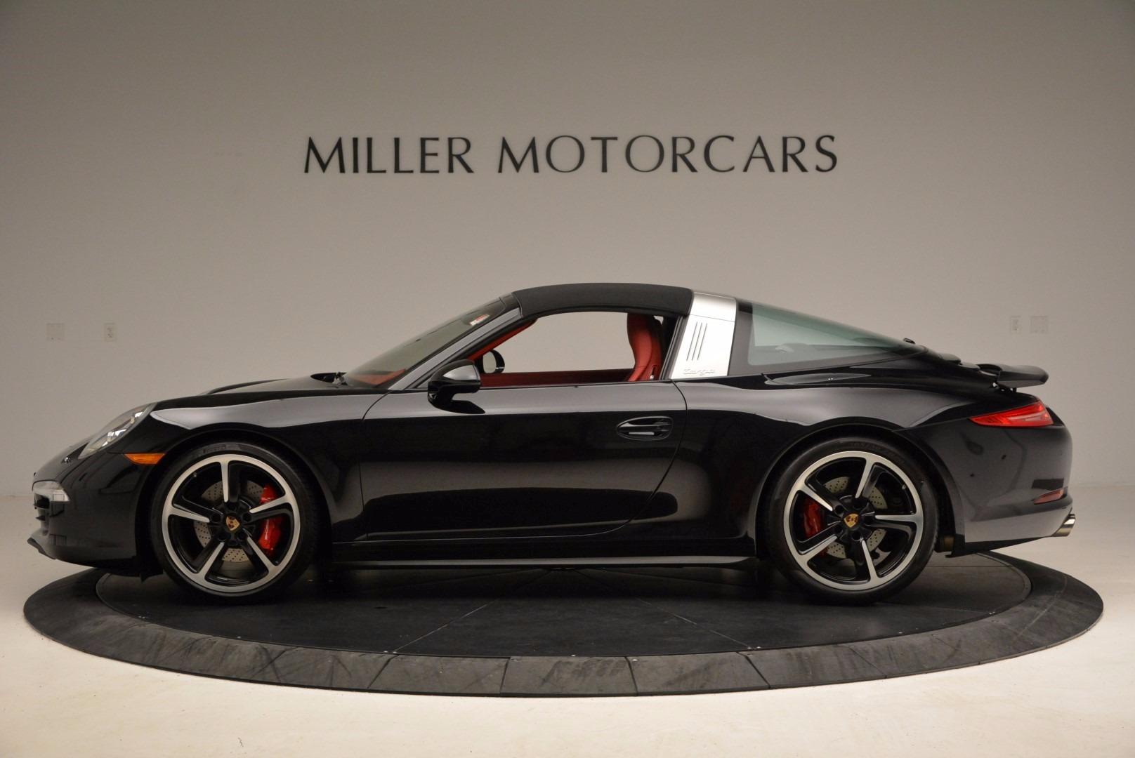 Used 2015 Porsche 911 Targa 4S For Sale In Westport, CT 1476_p14