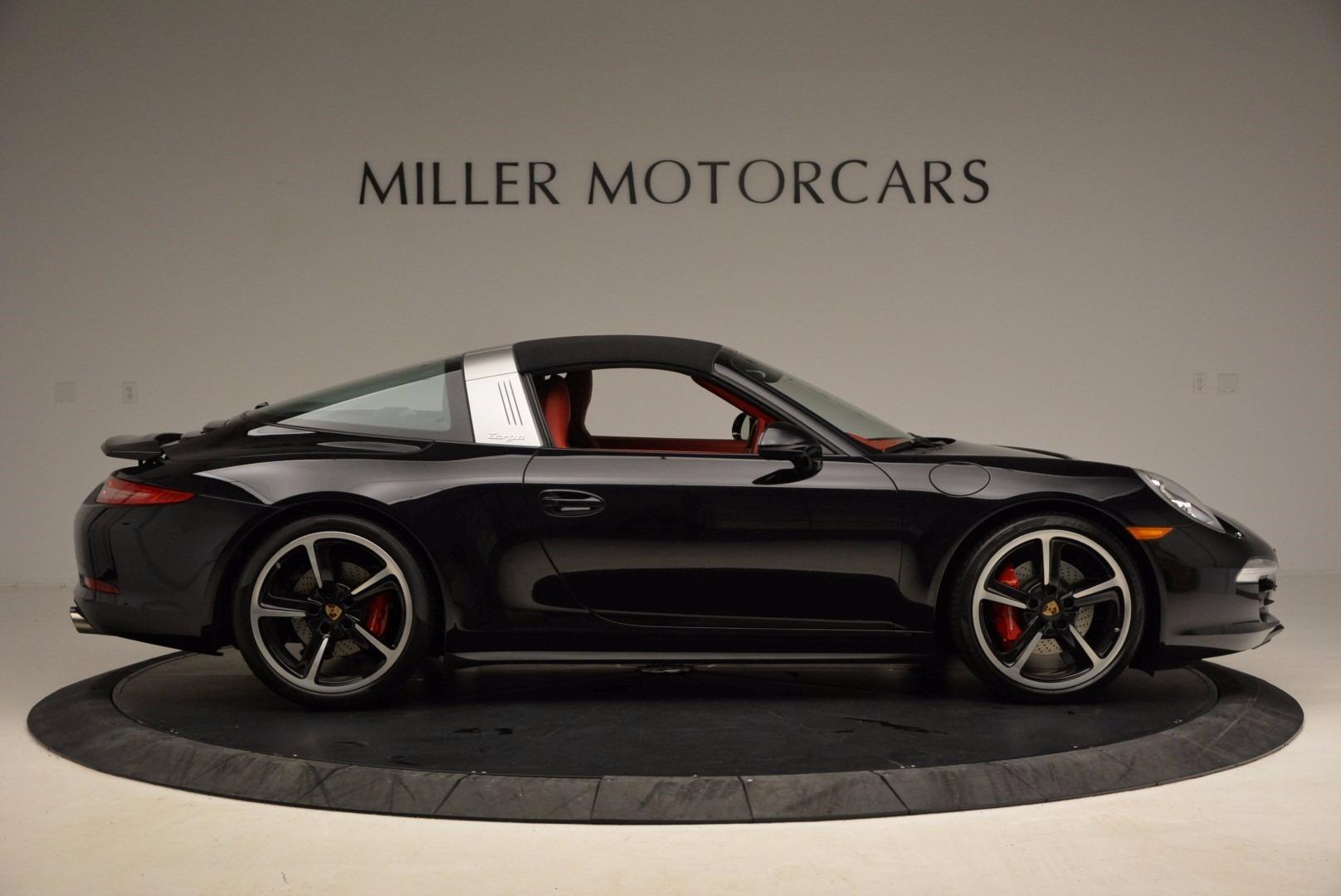 Used 2015 Porsche 911 Targa 4S For Sale In Westport, CT 1476_p18