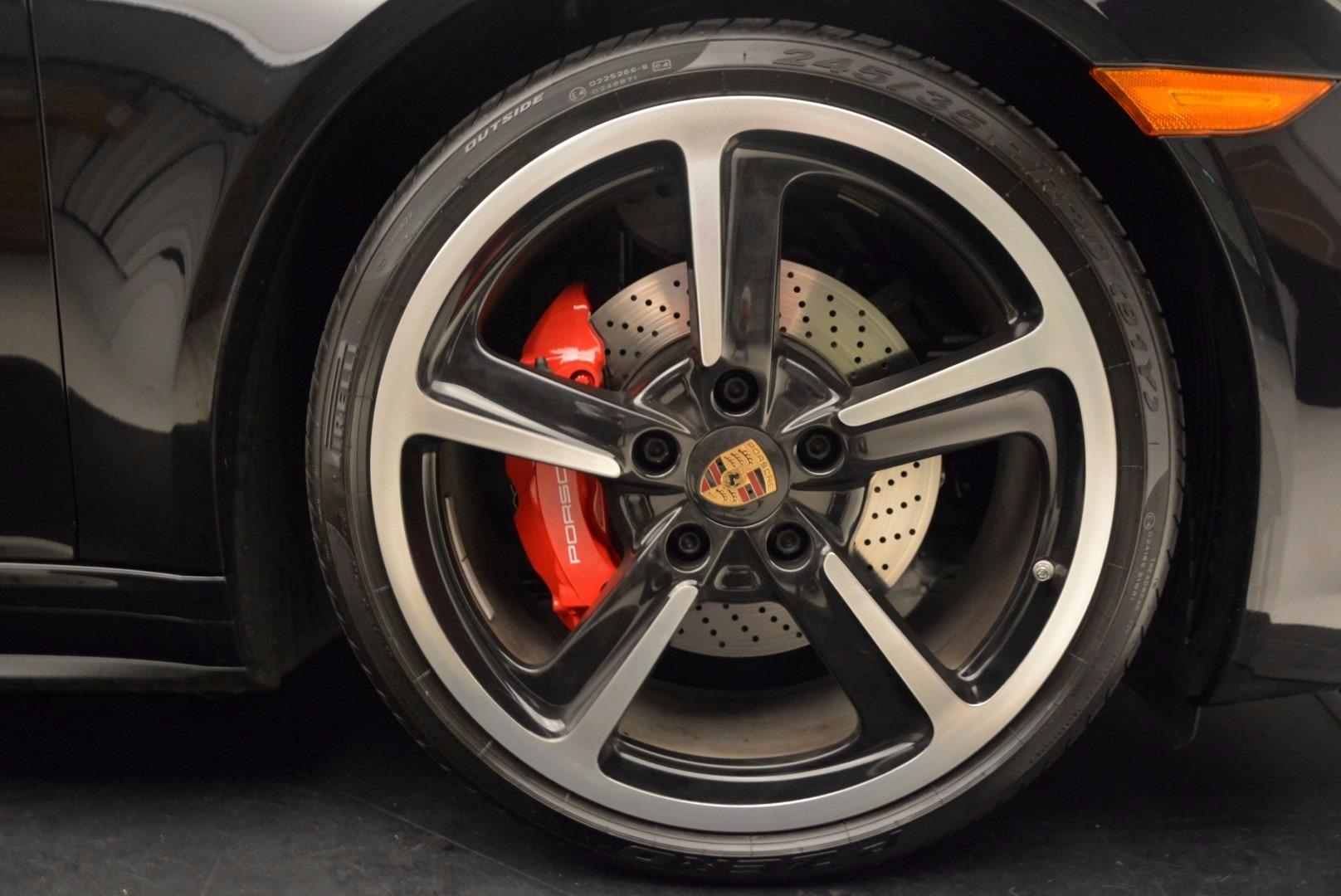 Used 2015 Porsche 911 Targa 4S For Sale In Westport, CT 1476_p29
