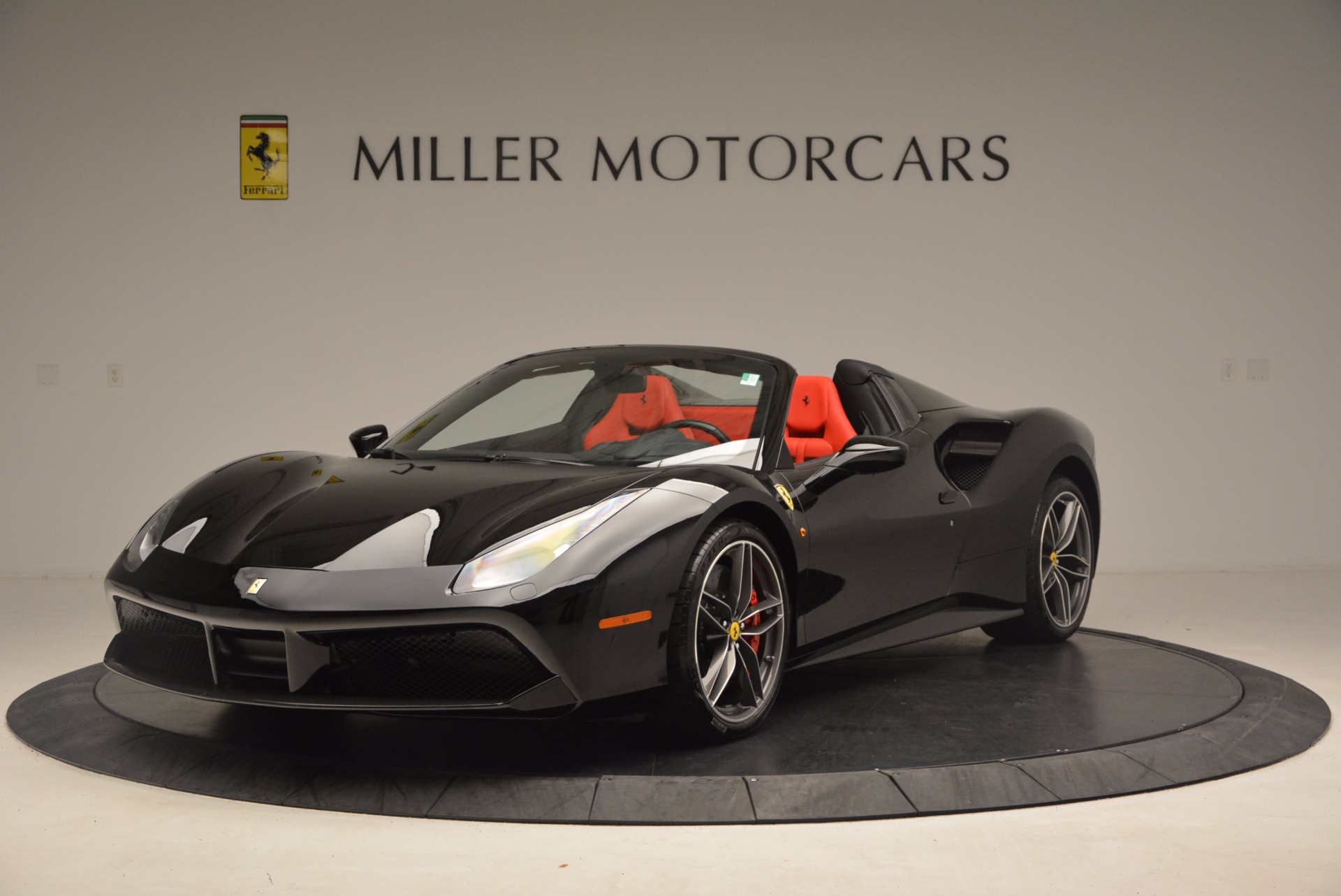 Used 2017 Ferrari 488 Spider  For Sale In Westport, CT 1479_main
