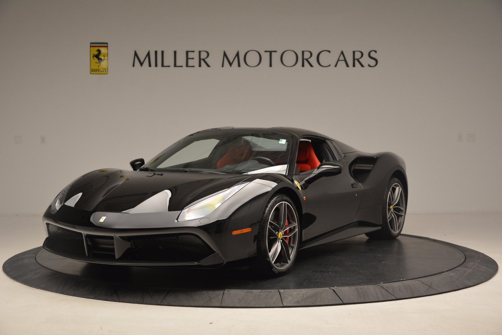 Used 2017 Ferrari 488 Spider  For Sale In Westport, CT 1479_p13