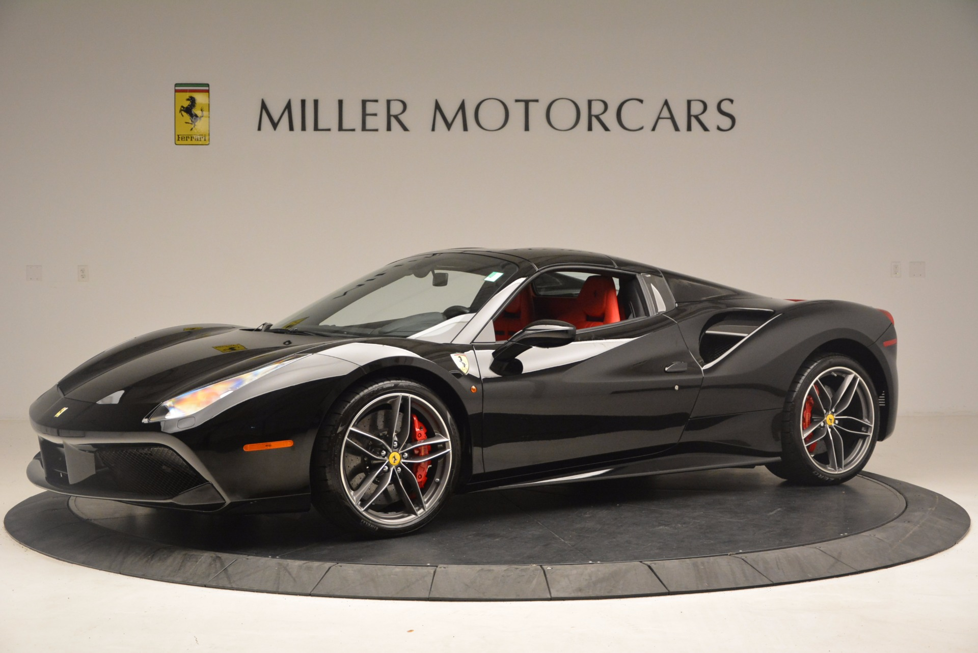Used 2017 Ferrari 488 Spider  For Sale In Westport, CT 1479_p14