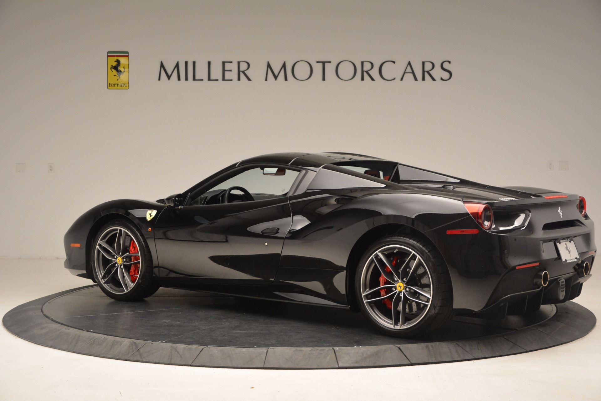 Used 2017 Ferrari 488 Spider  For Sale In Westport, CT 1479_p16