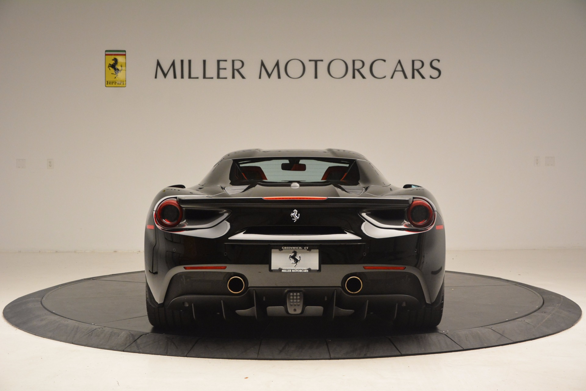 Used 2017 Ferrari 488 Spider  For Sale In Westport, CT 1479_p17