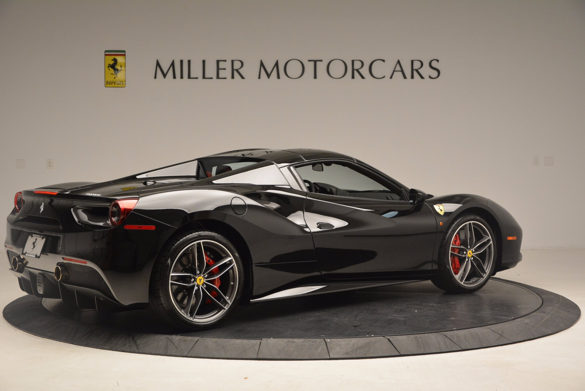 Used 2017 Ferrari 488 Spider  For Sale In Westport, CT 1479_p19