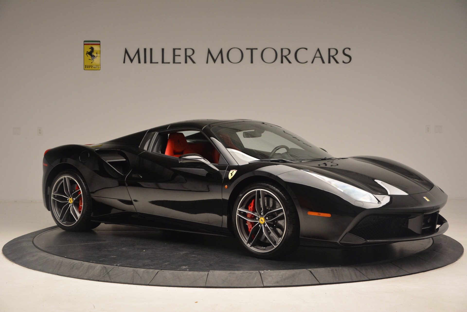 Used 2017 Ferrari 488 Spider  For Sale In Westport, CT 1479_p21