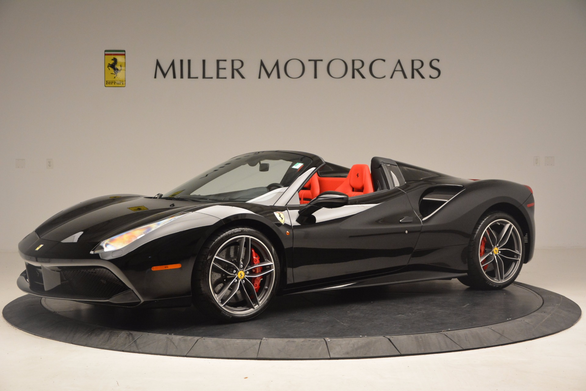 Used 2017 Ferrari 488 Spider  For Sale In Westport, CT 1479_p2